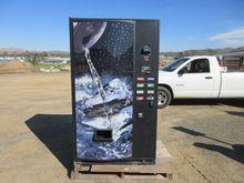 Refrigerated Drink Vending Mach