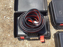 25' Jumper Cables, (New/Unused)