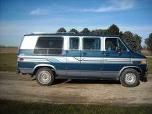 1991 Chevrolet C20 Trans Air Co