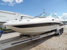 2003 Sea Ray Sun Deck 270