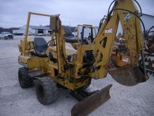 Vermeer V-3550a trencher / cabl
