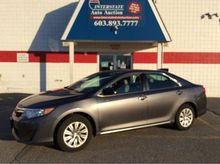2014 Toyota Camry LOW MILES & S