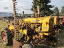 Farmall 140 w/ highway mower (n