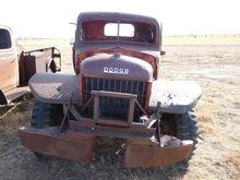 1950's Dodge Power Wagon, Not R