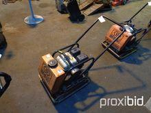 "MBW AP2000, 18"" Plate Compactor"
