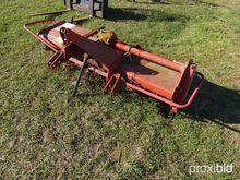 """Agric 72"""" 3 pt. rotary tiller w"""