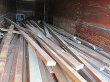 45 X 90 Used Wooden truss and d