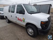 2011 Ford E-250 van with 81,331