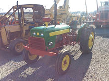David Brown Utility Tractor