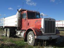 1986 Peterbilt Dump Truck