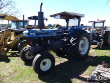 Holland 7610 tractor (AB) (coun