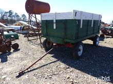 WAGON 6X10 GEAR W/ HOIST