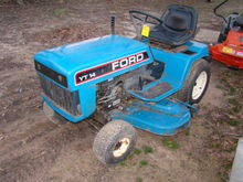 FORD YT14 RIDING LAWN MOWER