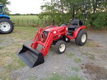 Branson 2400h with loader SN CE