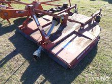 Brown 484 7' 3 pt. rotary mower