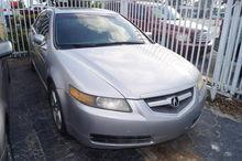 2004 Acura TL 4 Door Luxury Sed