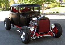 1929 Ford A Coupe Custom Hotrod