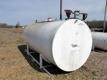 2000 gal. off road diesel tank