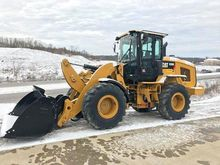 2016 CAT 926M RUBBER TIRED LOAD