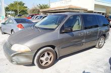2002 Ford WIndstar Minivan
