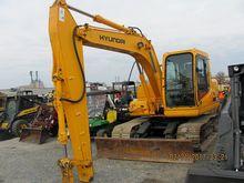 Hyundai Rolex 110D-7 Excavator,