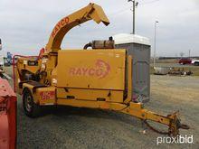 """Rayco RC12XP Chipper (12"""" Drum)"""