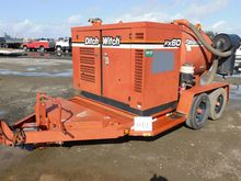 2005 DITCHWITCH FX60 TOWABLE VA