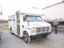 1985 GMC 16 PASSENGER BUS