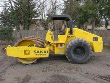 2007 Sakai SV505 SV505T PADFOOT