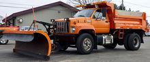 1991 GMC Topkick Dump Truck