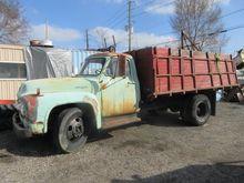 1954 Ford F600 Grain Truck