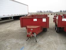 1985 Patriot 7,000 lbs. Dump Tr