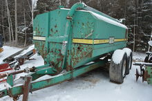 WIC 3000 LIQUID MANURE SPREADER