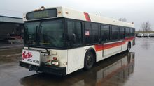 1998 New Flyer D40LF 40 ft. Tra