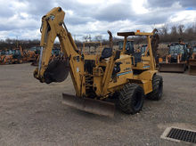 2003 Vermeer V8550A Combo Trenc