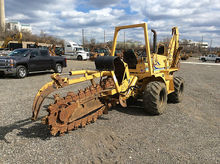 2005 Vermeer V8550A Combo Trenc