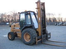 2006 Case 588G Rough Terrain Fo