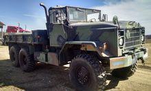 1991 US M-927A1 6x6 Troop Carri