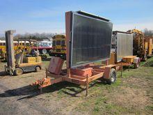 Precision Solar Message Board