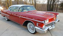 Beautiful 1958 Cadillac Coupe D