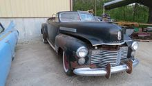 1941 Cadillac SEries 62 Convert