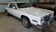 1985 Cadillac Eldorado Converti