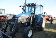 Holland TS90 Tractor W/ Westend