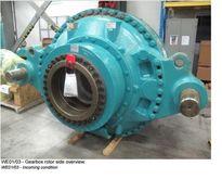 GE Wind Turbine Gearbox Generat