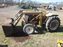 Satoh S-650G Compact Tractor w/