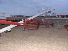 """Feterl 10"""" x 70' auger with swi"""