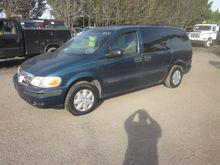 2002 Chevrolet Venture Mini Van
