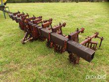 Lilliston 4 row rolling cultiva