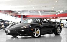 2005 Black Ferrari 360 Modena S