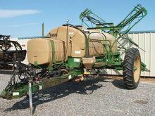 Great Plains 1000 Gal Pull Spra